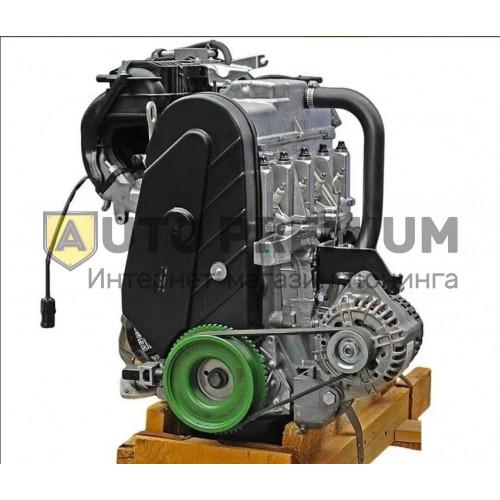 Двигатель ВАЗ 21126-100026080 в сборе Приора